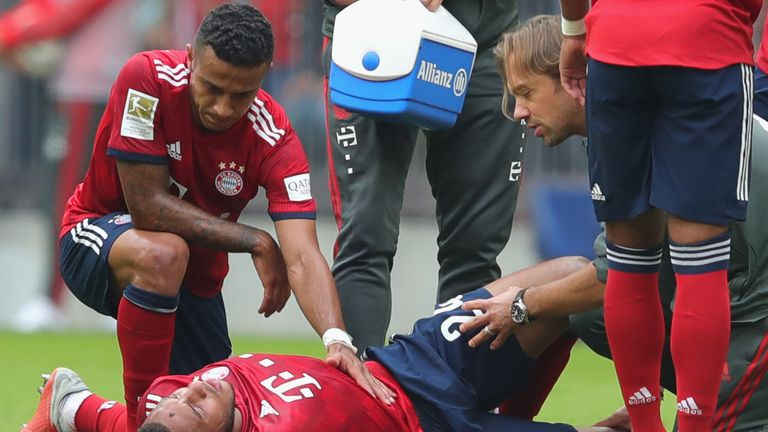 "Tolisso is set for ""several months out"", say Bayern Munich"