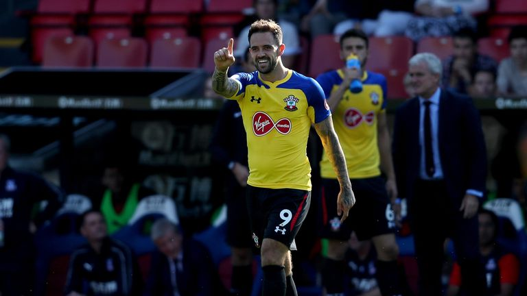 Ings has started the season well at Southampton