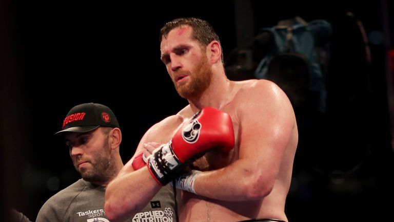 David Price comes to The O2 following two stoppage losses