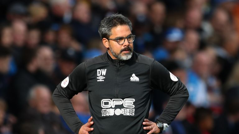 David Wagner says he is focused on solving Huddersfield's goalscoring issues