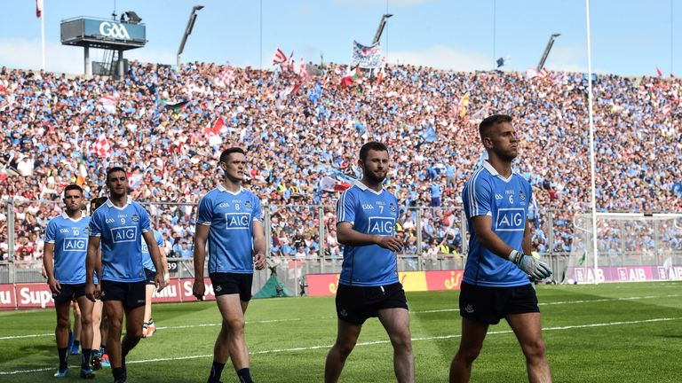 The Dubs were imperious in their march to another All-Ireland title