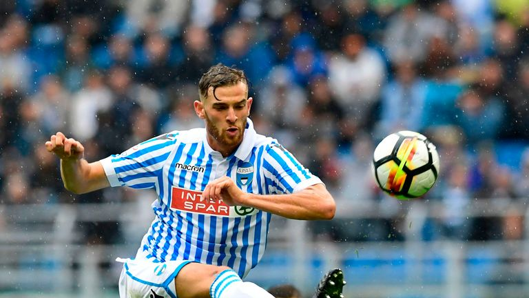 Francesco Vicari is reportedly a target for Newcastle