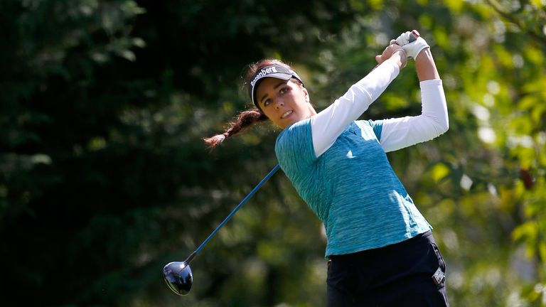 Park In-bee hopes for super weekend at Evian