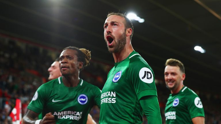 Brighton are in their second Premier League season since promotion in 2017