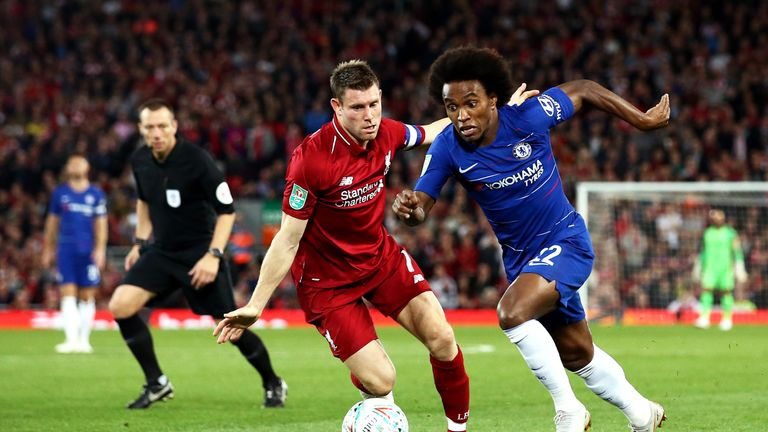 Le Tiss has been impressed by Chelsea and Liverpool