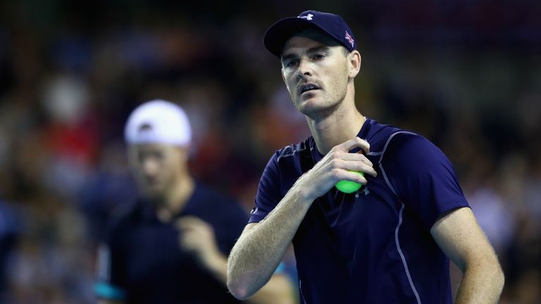 Jamie Murray has put his support behind the new ATP Cup competition that will start in January 2020