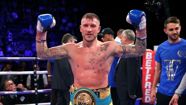 Jason Welborn defeated Langford by split decision in May
