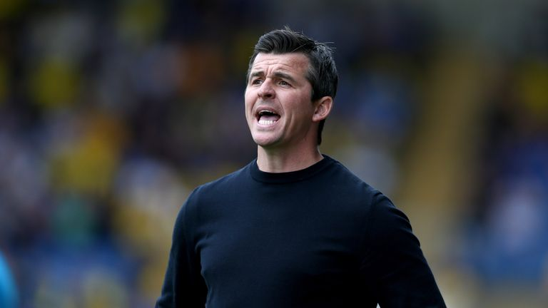 Joey Barton thinks his Fleetwood side are a match for Sunderland