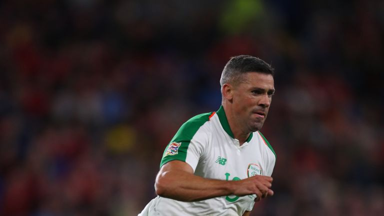 Jonathan Walters called an end to his playing career on Friday due to injury