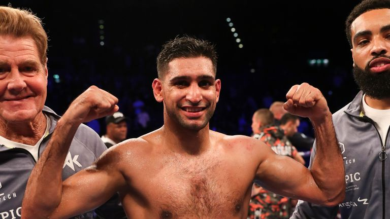 Khan says he would love a fight with Brook to happen at 147