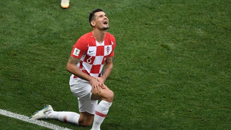 Croatia charges Liverpool's Dejan Lovren with false testimony