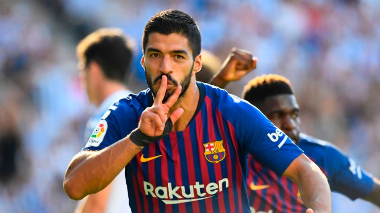 Barcelona come from behind to beat Real Sociedad 2-1