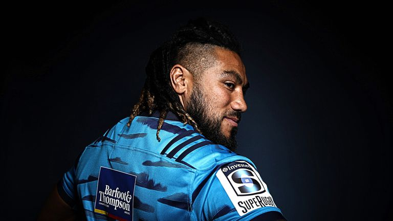 Veteran centre Ma'a Nonu is back for a third stint with the Blues