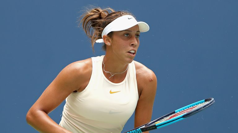 Madison Keys is aiming to go one better than a runners-up finish last year