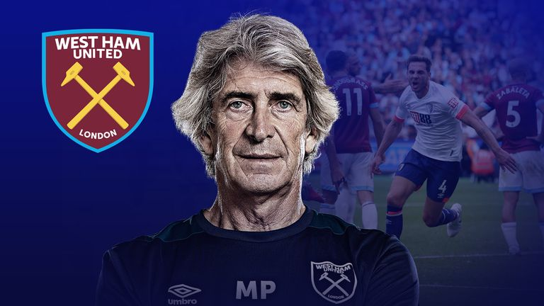 Manuel Pellegrini has endured a difficult start to his reign at West Ham