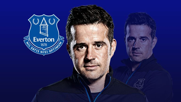 Marco Silva is coming to terms with the size of the job he faces at Everton