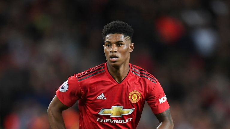 Could Marcus Rashford be moving to Italy?