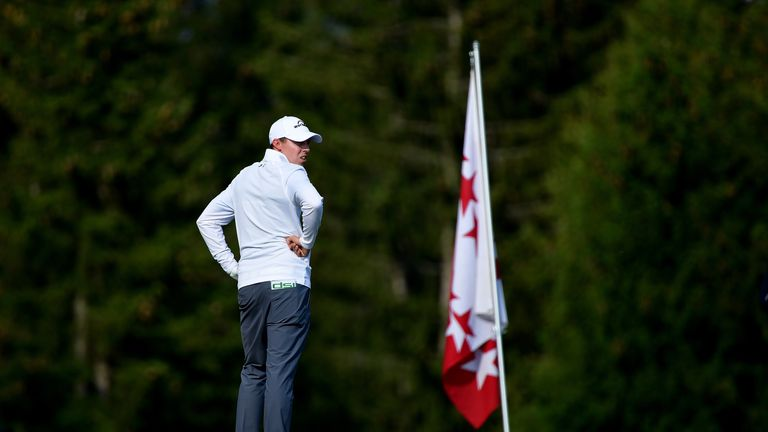 Fitzpatrick is chasing a fifth European Tour title