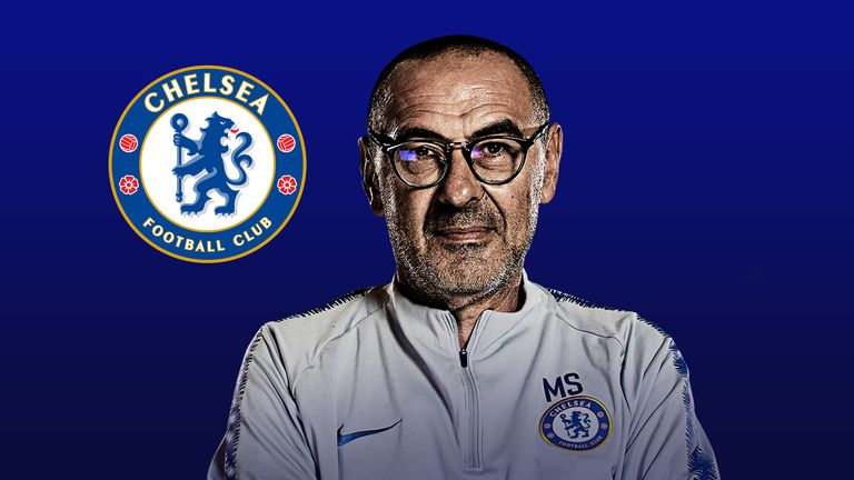 Maurizio Sarri has made a strong start to life at Chelsea head coach