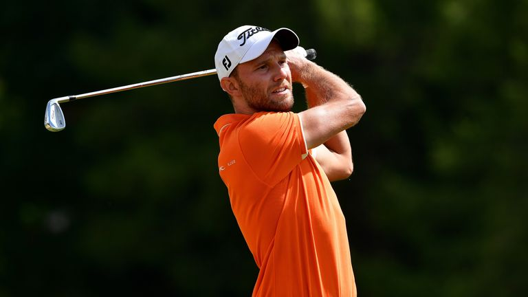 Kieffer is chasing a maiden European Tour victory