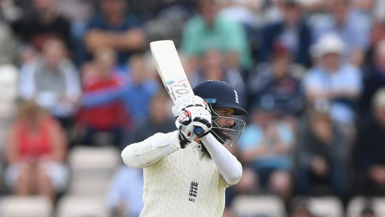 """Will Moeen Ali bat at three in the Test series against Sri Lanka? Probably."""