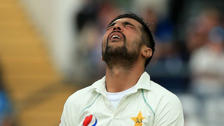 Mohammad Amir has been left out of Pakistan's Test squad to play Australia