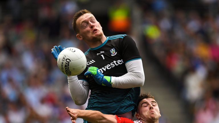 Rory Beggan had an immense year for Monaghan