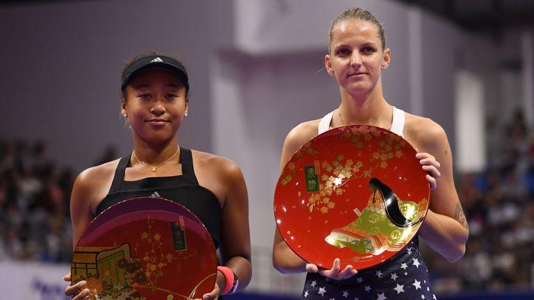 Pliskova upsets Osaka in final to take Pan Pacific crown