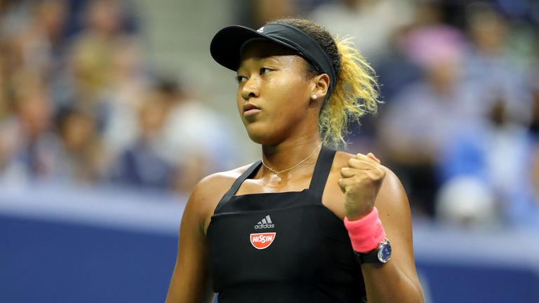 Osaka has risen to a career-high ranking of world no 7