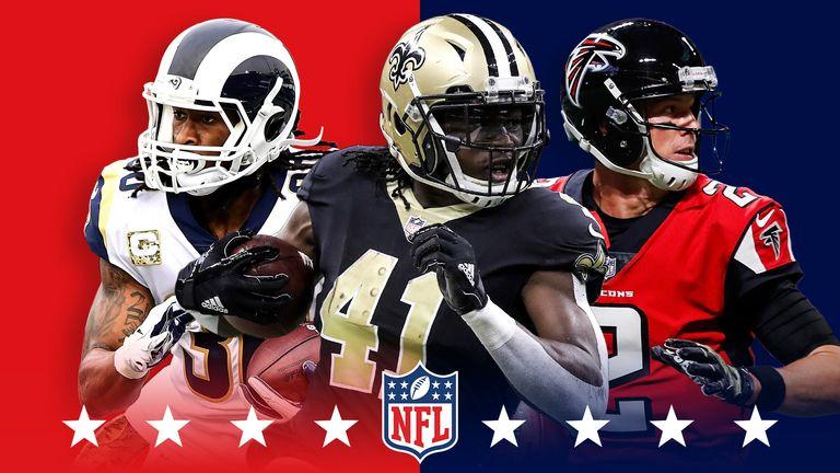 NFL GAME WEEK 3 LIVE!