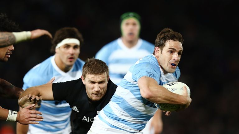 Nicolas Sanchez is one of the most incisive out-halves in world rugby