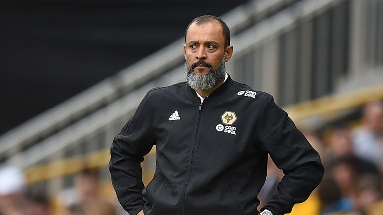 Jose Mourinho hits out at players' attitude after Wolves draw