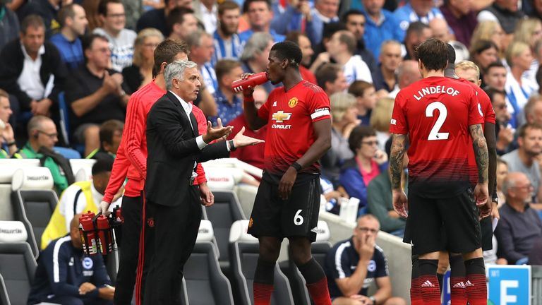 Wright insists any dispute with Jose Mourinho could be resolved if Pogba was to perform consistently well