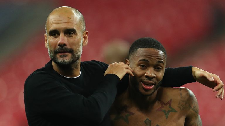 Sterling to pen Man City deal extension