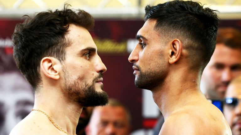 Phil Lo Greco looks back on his defeat to Amir Khan
