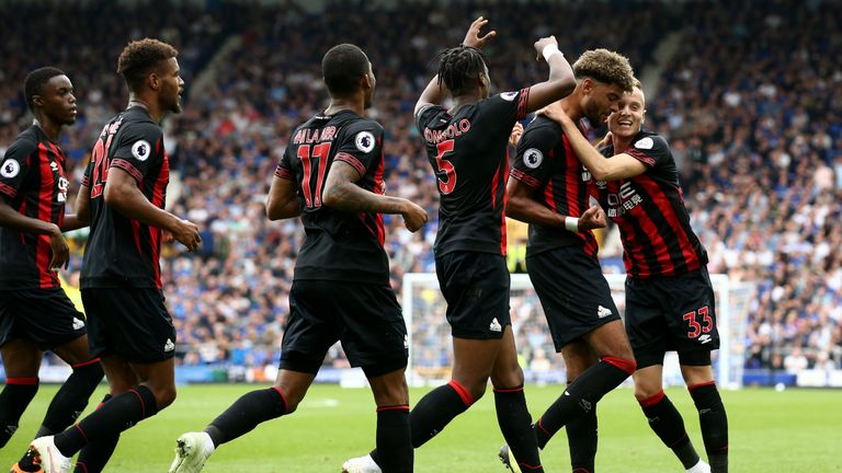 Billing stood out in a dogged display from the Terriers on Merseyside