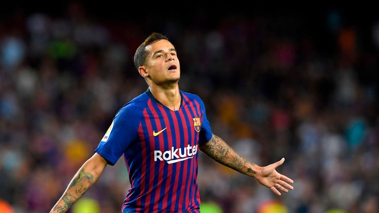 Barcelona's 'secret agreement' with Liverpool revealed