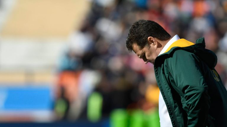 Rassie Erasmus had voiced fears that his future was on the line in Saturday's Rugby Championship clash with New Zealand