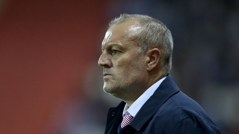 Neil Redfearn has resigned as head coach of Liverpool Women
