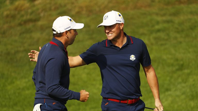 Europe captures Ryder Cup in dominant fashion over U.S.
