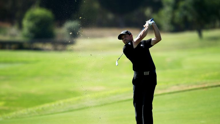 Garcia looks for lift-off at Ryder Cup tune-up in Portugal