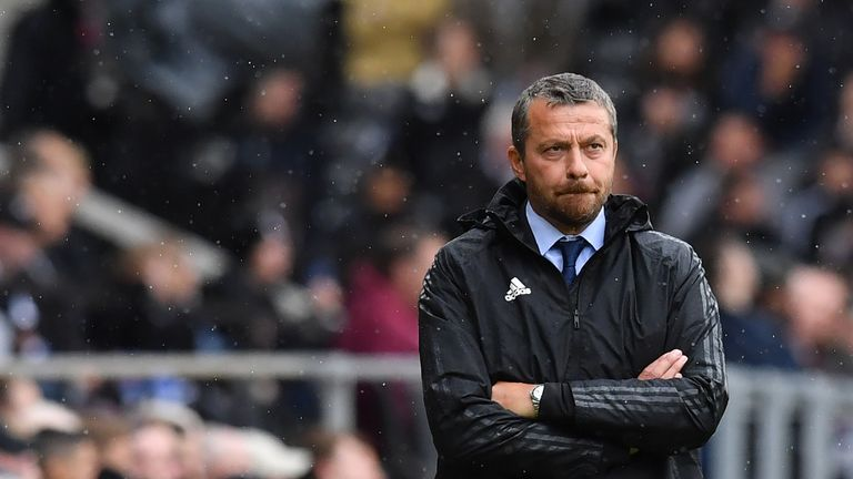 Slavisa Jokanovic is hoping to bring about a change in  fortunes at Everton
