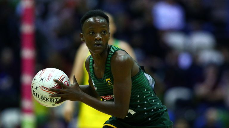 Bongiwe Msomi will captain the Proteas during the Quad Series