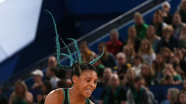 Stacey Francis has starred for West Coast Fever and will feature as an All Star for Team Bath