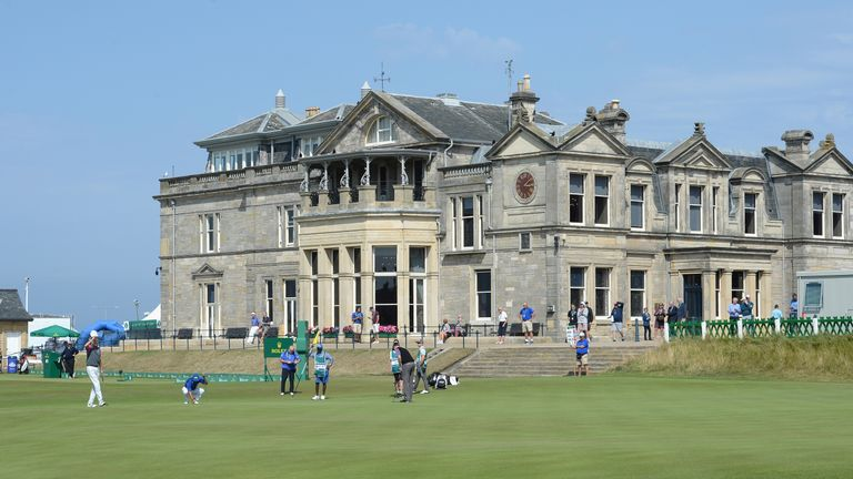The R&A, who are based at St. Andrews, will distribute the other half of the copies
