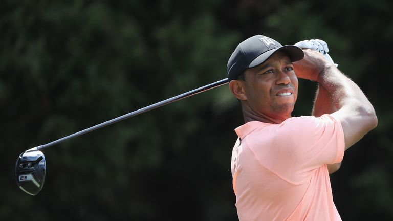 ed253ce44ad42 Tiger Woods confirms entry for Farmers Insurance Open next week ...