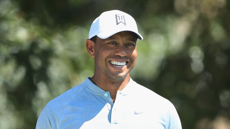 Woods lit up the third round of The Players Championship