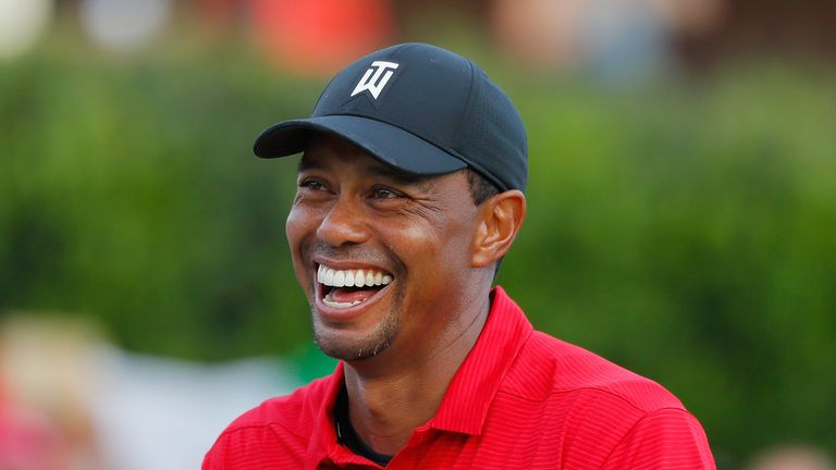 Woods retained his desire to compete at the highest level