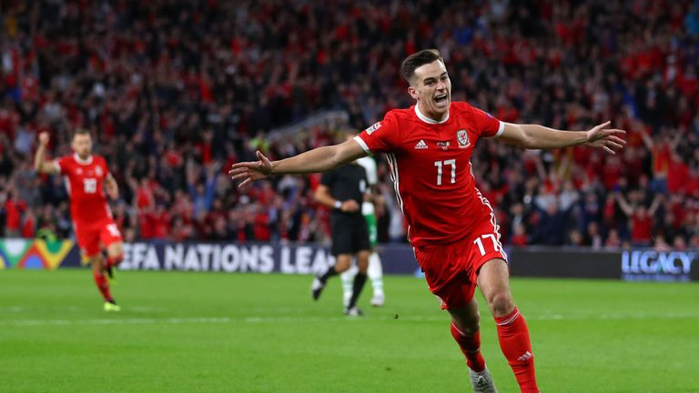 Wales beat the Republic of Ireland 4-1 in September