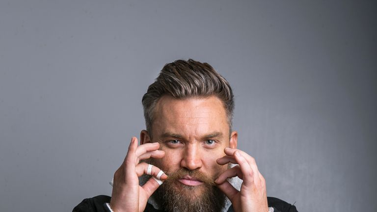 Former NXT tag team champion Trent Seven will be on the PROGRESS bill at Wembley (picture: James Musselwhite / Portrait Of A Wrestler)